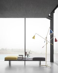 "madabout-interior-design: ""Concrete loft style: ADV Cassina, photography by Beppe Brancato """