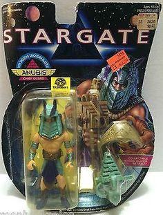(TAS008441) - Collectible StarGate Action Figure - Anubis