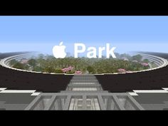 As we wait for Apple to finish the real thing, watch a Minecraft tour of Apple Park now [Video] - News