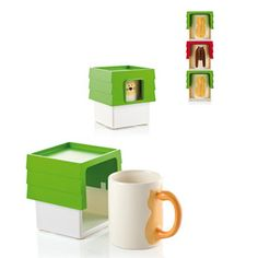 Cat Pet Family Mug now featured on Fab.