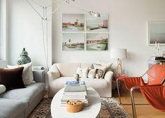 Marina Replicates Her Boston Home
