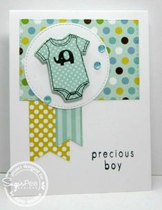 Just A Pigment Of My Imagination: SugarPea Designs - Welcome Baby Baby Boy Cards, Baby Shower Cards, Mini Albums, Stampin Up, Baby Photo Books, Welcome Baby, Mini Books, Card Templates, I Card