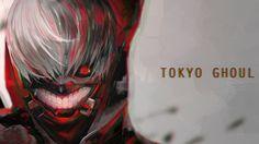 Ken Kaneki High Resolution Wallpaper Tokyo Ghoul Mask