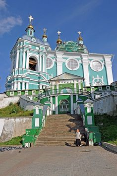 Uspensky Cathedral, Smolensk, Russia