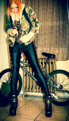 Shop for leggings on Etsy, the place to express your creativity through the buying and selling of handmade and vintage goods. Lace Pants, Leather Pants, Punk, Trending Outfits, Etsy, Clothes, Vintage, Black, Fashion