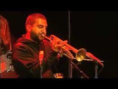 Ibrahim Maalouf & Youenn Le Cam - Trompette + Biniou - YouTube