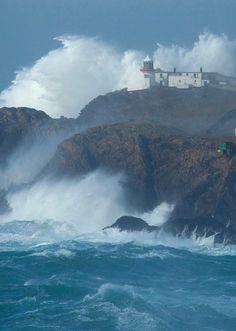 EAGLE ISLAND LIGHTHOUSE … Mullet Peninsula, Erris, County Mayo