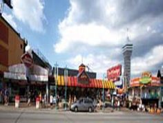 Thriftlodge Clifton Hill 1.5 Star HotelNear Skylon Tower Niagara Falls, CA$58.29 CAD