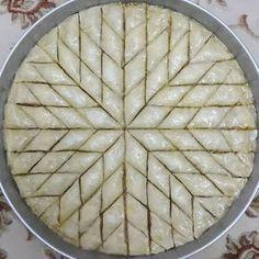 Ev Baklavası Lebanese Recipes, Turkish Recipes, Greek Recipes, Baby Food Recipes, Dessert Recipes, Desserts, Turkish Sweets, Arabic Sweets, Churro Ice Cream Sandwich