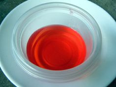 This is one of the simplest fake blood recipes. Since it is water based, it is great for loading up a misting bottle and hosing down a zombi...
