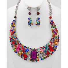 multicolor Necklace - Cerca con Google