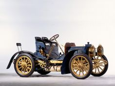 1901 Mercedes-Benz 35 hp