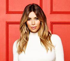 Kim Kardashian | Ombre