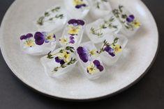 On The Rocks – Edible Flowers! | Eye Swoon