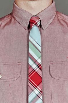 Mrs Bow Tie Isaac Textured Necktie Standard Tie Skinny Tie