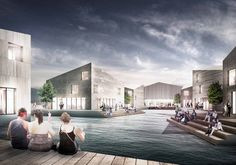 'Sundbyen' Harbor Front Proposal / JAJA Architects 'Sundbyen' Harbor Front Proposal (2) – ArchDaily