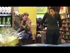 Fast Lane - The Shopping Carts. Carro de la compra-Monopatín.mp4