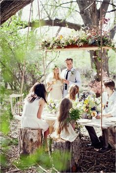 The Adventures of Tom Sawyer Wedding Inspiration by Stephanie Sunderland Photography