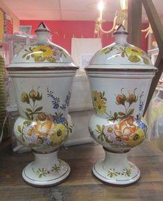 New Italian Vases