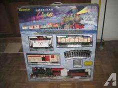 TRAIN BACHMANN - $60 (SAC)