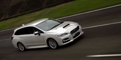 New Subaru Levorg Sports Tourer absolutely impresses with its design