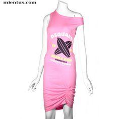 DSQUARED2 Jersey Dress Honolulu