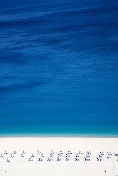 Beaches and Blue Ocean!