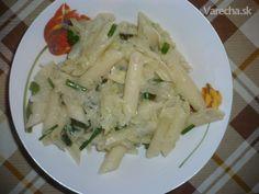 Cestoviny s kalerábom (fotorecept) Chicken, Meat, Food, Eten, Meals, Cubs, Kai, Diet
