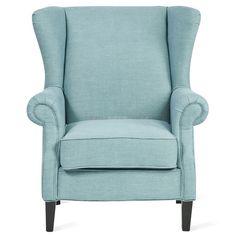 Hamptons Wingback Chair | Classic Design armchair | RetroFurnish