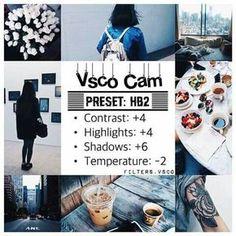 #vsco #vscofilters #filter