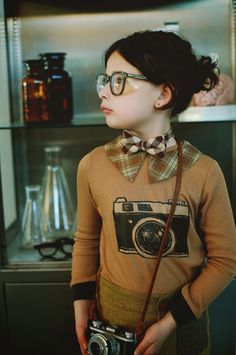 Misha Lulu AW14 - Quirky kids fashion | KID