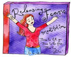 Having Creative Courage {& a video that I was afraid to make} | Leonie Dawson – Shining Life + Biz