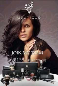 JOIN MY TEAM!! Want to work from home? Be your own boss? Work your own hours? Work in your trackies and hoodie or pjs? https://www.youniqueproducts.com/ChelseaCrowden/business/presenterinfo
