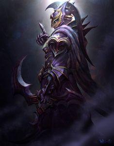 Purple Dragon Knight Commander Juliano???