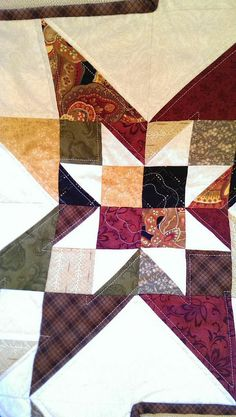 SALE Thanksgiving Christmas Table Runner Quilt Wall Hanging