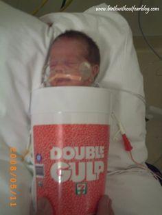 My Micro-Preemie Miracle {Birth at 26 Weeks}...