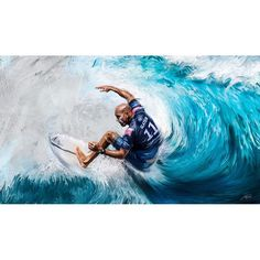 [New] The 10 Best Art Ideas Today (with Pictures) - Motivation is temporary inspiration is permanent. KELLY SLATER commission Another happy supporter received their art today. Wsl Surf, World Surf League, Kelly Slater, Alternative Movie Posters, Surfers, Art Day, Insta Art, Online Art, Cool Art
