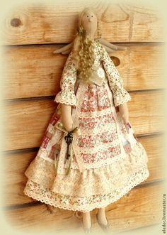 Muñecas tildas de Elena Dormidontova