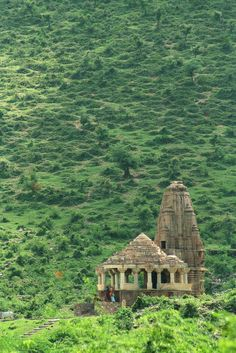 Bhangarh is a ghost town, abandoned for 400 years and known as the most haunted city in India.