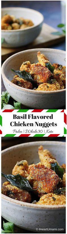 Paleo Chicken Nuggets 鹹酥雞