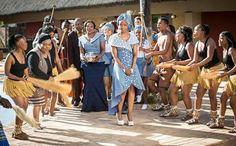 Isidingo Sechaba and Lerato& traditional wedding (Photos) African Print Fashion, African Fashion Dresses, Fashion Prints, Fashion Outfits, African Prints, Ankara Fashion, African Attire, African Wear, African Dress