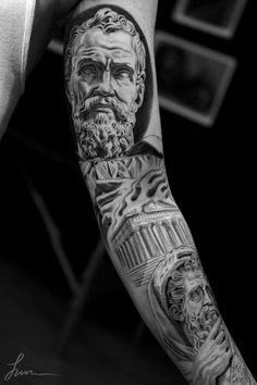 greek tato