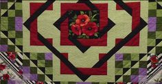 Want To Make The Most Of Your Fabric? Check Out These 5 Unique Quilts, All Made With The Same Fabric!
