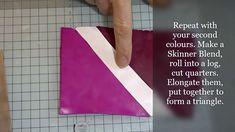 Blurred Geometric Cane with Fiona Abel-Smith