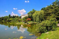 40 jardines y parques más bellos del mundo