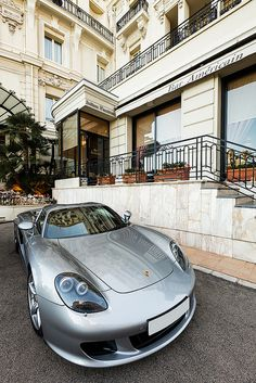 Porsche Carrera GT by Valkarth, via Flickr - freedom to enjoy life http://www.1worldand1vision.com