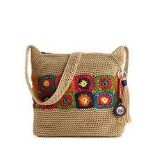 The Sak Classic Crochet Crossbody Bag