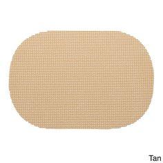 Oval Fishnet Pmat