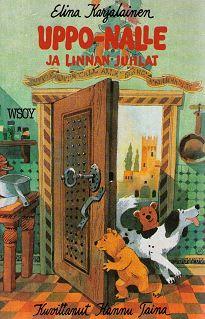 Uppo-Nalle ja linnan juhlat -  Finland Terry Pratchett, Kitsch, Literature, History, Books, Painting, Design, Decor, Finland