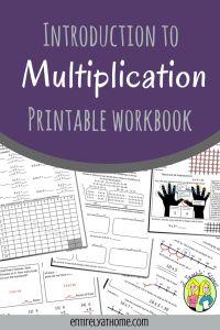 This Printable Multiplication Workbook will walk your kids through strategies for understanding how to multiply! Multiplication Strategies, Teaching Multiplication, Math Strategies, Teaching Math, Multiplication Tables, Math Fractions, Maths Algebra, Math Workbook, Math Worksheets